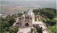 Ngọn núi thiêng liêng ở thung lũng Jezreel