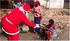 Giáng Sinh về…