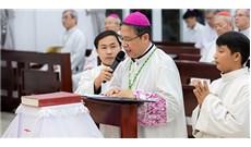 """""""Chúa sai tôi đến để sống với con người tại miền đất Phan Thiết, cả người Công giáo lẫn không Công giáo..."""""""