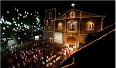 Lễ đón chờ Giáng Sinh truyền thống của Philippines tại Vatican