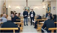 Tù nhân chia sẻ Tin Mừng trên Radio Vatican