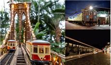 6 tuyến tàu đặc biệt mùa lễ hội cuối năm tại Mỹ