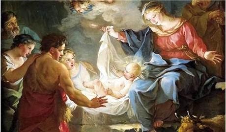 Quà Giáng Sinh Chúa ban