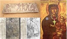 9 tranh ảnh cổ xưa về Ðức Mẹ