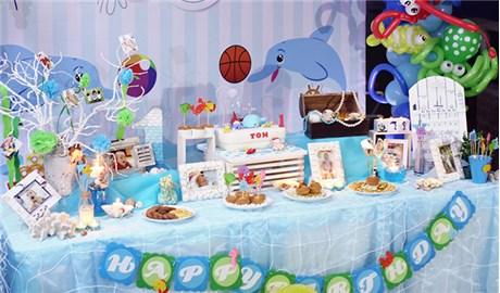 Tiệc sinh nhật con, có nhất thiết phải... hoành tráng?