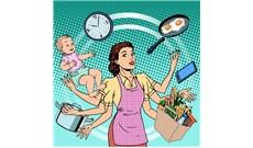 Việc nhà  có đơn giản ?