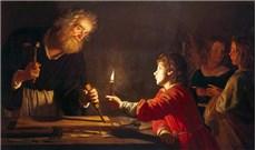 Thánh Giuse bạn trăm năm Đức Maria