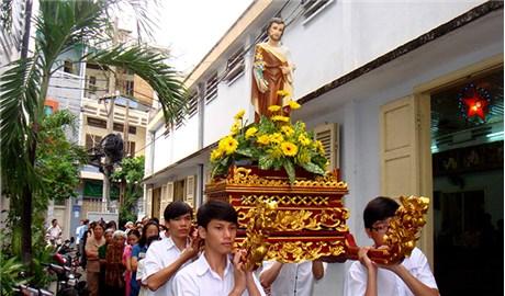 Thánh Giuse - vị bổn mạng của nhiều xứ đạo
