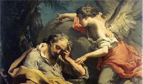 Thánh Giuse con người đón nhận