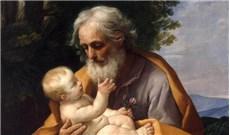 Lạy ông thánh Giuse là cha nuôi