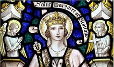 Nghiên cứu cuộc đời của thánh Margaret qua thánh tích