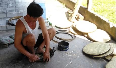 Khát vọng hồi sinh từ làng đan lát Thái Mỹ