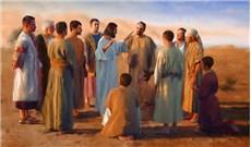 Linh mục nhắc lại lời hứa dấn thân
