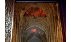 Những hình ảnh đầu tiên phía trong nhà thờ Đức Bà Paris sau vụ cháy