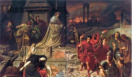 Nguyên lão Nghị viện La Mã đã ghi lại cuộc khổ nạn của Chúa Giêsu