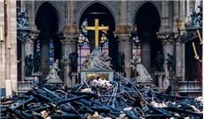 Những tiếc nuối sau vụ cháy một công trình vốn nhiều trầm tích văn hóa