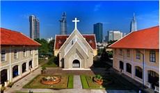 Thông tin mới về  nhà thờ và dòng Mến Thánh Giá Thủ Thiêm