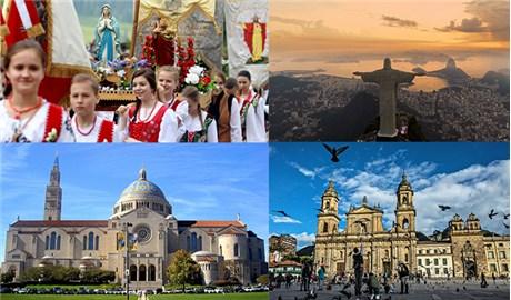 10 quốc gia đông tín hữu Công giáo nhất thế giới