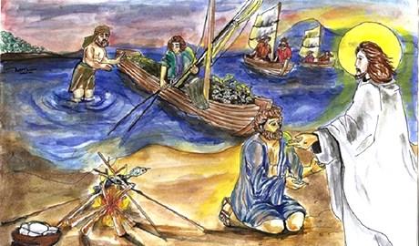 HỌC HỎI PHÚC ÂM CHÚA NHẬT III PHỤC SINH - NĂM C