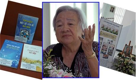 """Dấu ấn của """"cánh chim đầu đàn"""" nghề công tác xã hội Việt Nam"""