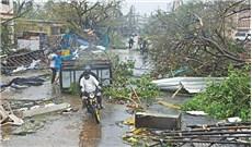 Caritas Ấn Ðộ giúp nạn nhân bão Fani
