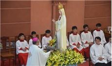 Ngày 13.5 con cái hướng lòng về Mẹ Fatima
