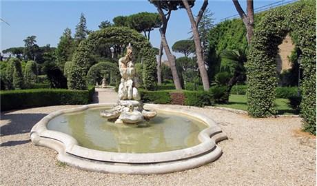 Tham quan khu vườn Vatican
