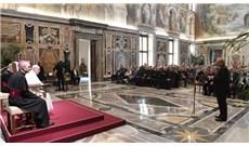 Đức Thánh Cha gặp gỡ Hiệp hội Y tế Công giáo Ý