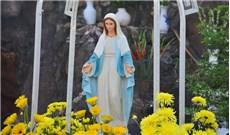 Gia đình Công giáo trong tháng Ðức  Mẹ