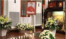 29 năm, ngày Ðức Hồng y Giuse Maria Trịnh Văn Căn được Chúa gọi về