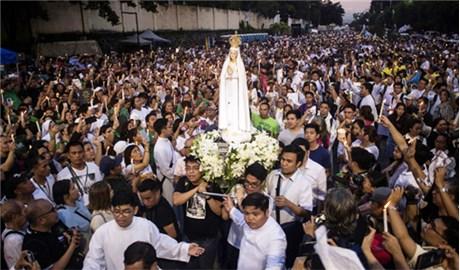Sinh nhật Ðức Mẹ có thể là lễ quốc gia tại Philippines
