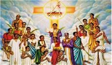 Thánh Charles Lwanga và các bạn tử đạo