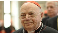 Đức Hồng y Sgreccia được Chúa gọi về