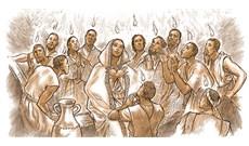 HỌC HỎI PHÚC ÂM CHÚA NHẬT LỄ CHÚA THÁNH THẦN HIỆN XUỐNG - NĂM C