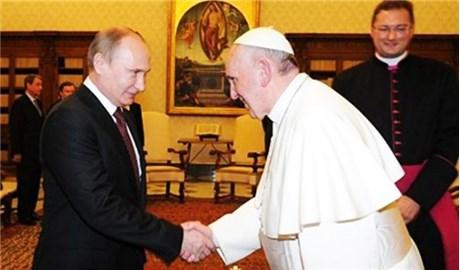 Ðức Phanxicô sẽ gặp Tổng thống Nga lần thứ ba