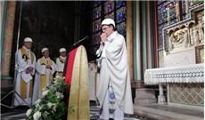Thông điệp hy vọng từ nhà thờ Ðức Bà Paris
