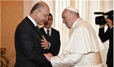 Tổng thống Iraq chính thức mời Ðức Phanxicô tông du
