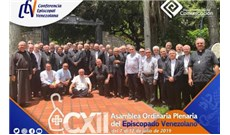 Giáo hội Venezuela tiếp tục đồng hành với người dân