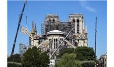 Gia cố cho nhà thờ Đức Bà Paris