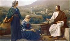 Thiên chúa viếng thăm con người hưởng lộc