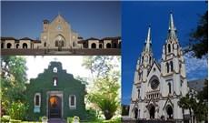 7 điểm hành hương nổi tiếng ở phía nam nước Mỹ