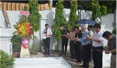 Họp mặt các gia đình thương binh liệt sĩ Công giáo