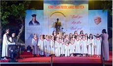 Mừng kính chân phước Anrê Phú Yên tại Ðền Thánh Phước Kiều