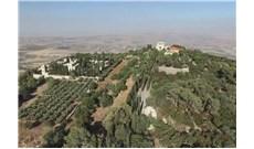 Những hình ảnh về núi Tabor, nơi Chúa Giêsu biến hình