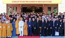 Thủ tướng Chính phủ gặp gỡ đại diện các tôn giáo