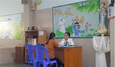 Lưu xá Công giáo ở Sài Thành mở cửa đón tân sinh viên