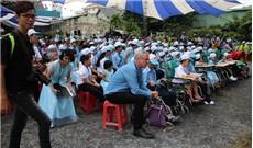 Mừng bổn mạng người khuyết tật Công giáo