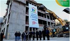 Vatican góp phần thành lập bệnh viện ung thư nhi ở Peru