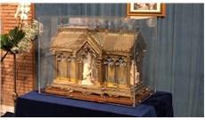 Thánh tích thánh Bernadette đến Ý