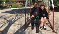 Bà cố 100 tuổi của vị Giám mục